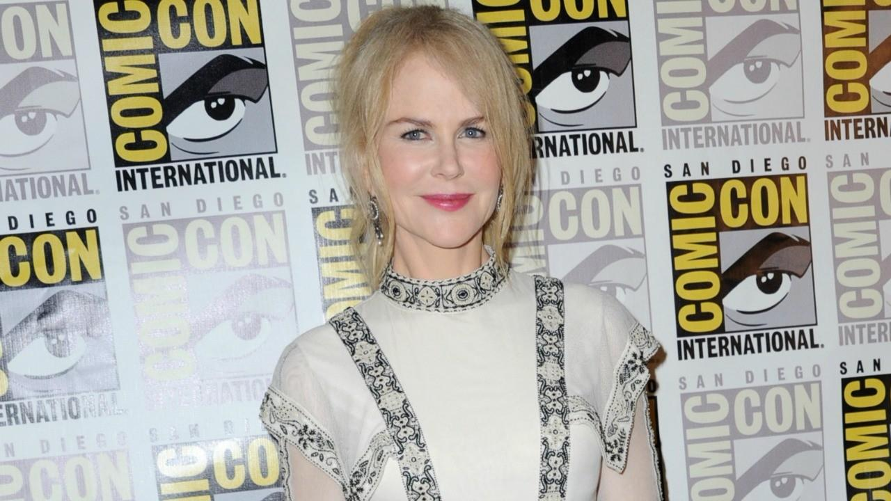 Nicole Kidman Reveals the Flattering Way 'Aquaman' Director James Wan Convinced Her to Sign On (Exclusive)