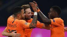 Netherlands 4 Belarus 0: Depay inspires winning start to Euro 2020 qualifiers