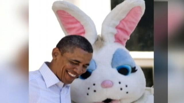 Ready to Roll: Behind the Scenes of the White House Easter Egg Hunt