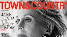 79-year-old Jane Fonda stuns in unretouched magazine cover
