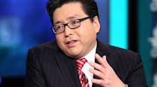 Buy these stocks — including Nvidia, Square — to ride bitcoin fever, strategist Tom Lee says