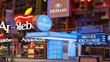 In sign of COVID-19's impact on New York tourism, Hilton to close Times Square hotel