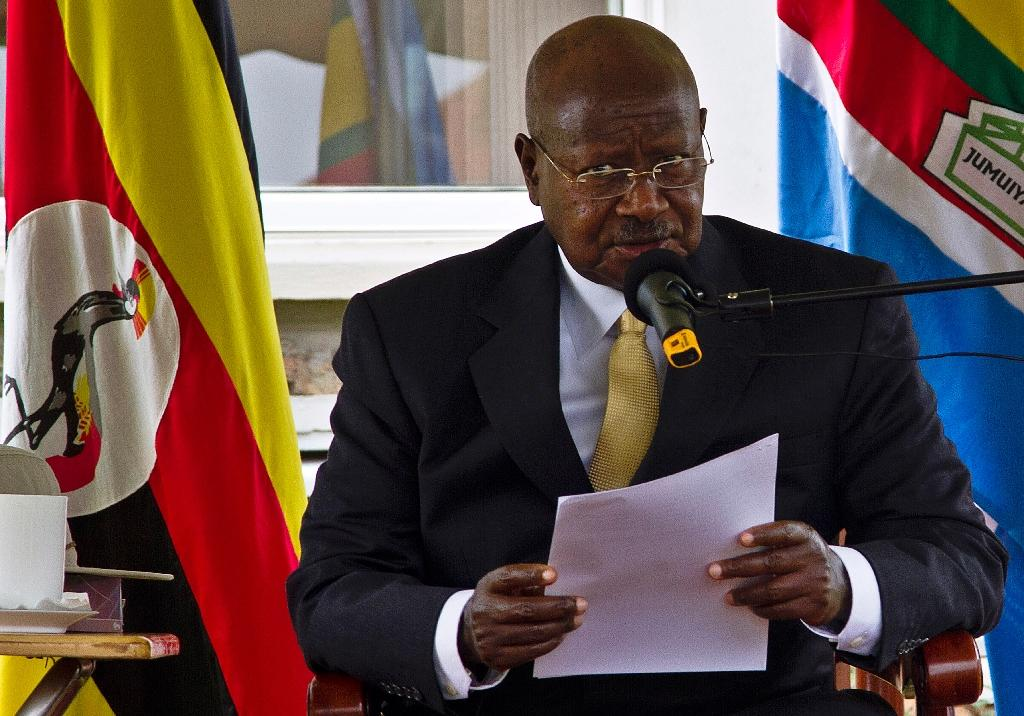 President Yoweri Museveni in power since 1986, will face his stiffest opposition from Kizza Besigye, a three-time loser for the Forum for Democratic Change (FDC), and Amama Mbabazi, a former prime minister running as an independent candidate