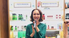 Fann Wong's secret to gorgeous skin: Different masks for different parts of the face