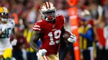 49ers put Deebo Samuel on NFI, waive seven players in series of moves