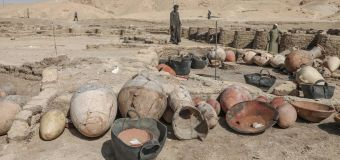 Biggest Find Since Tutankhamun's Tomb, Egypt to Unveil Portion of 3,000-year-old City