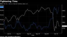 Goldman Says Stocks May Drag on U.S. Growth