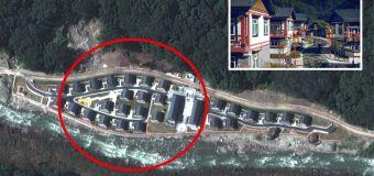 Secret satellite images reveal China's invasive act