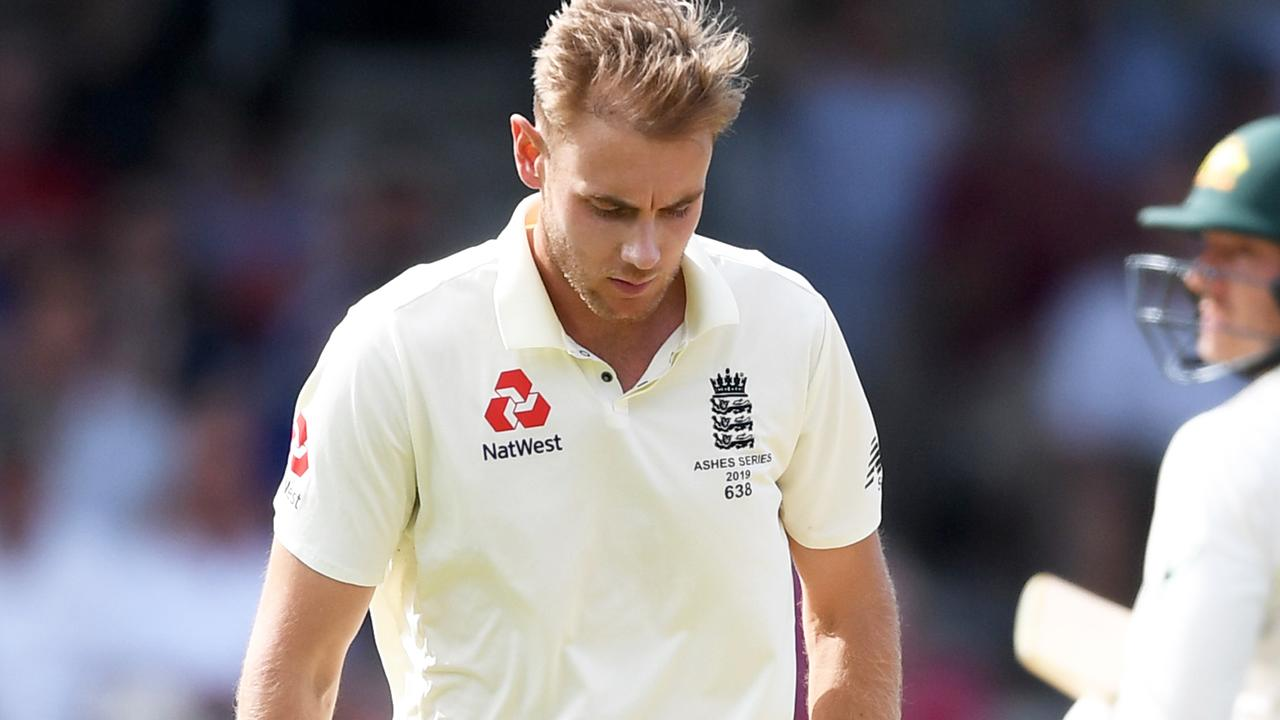 England anguish as Marnus Labushagne dropped for the third time