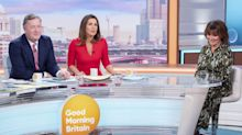 Lorraine Kelly Says What We're All Thinking On Piers Morgan And Susanna Reid's Five Year Good Morning Britain Anniversary