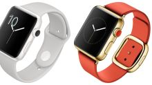 As Expected, the Gold Apple Watch Was a Flop