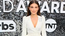 Millie Bobby Brown trolled for 'inappropriate' and 'disturbing' red carpet look