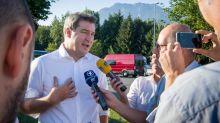 Söder will die Kanzlerin wegen EU-Plänen zur Rede stellen