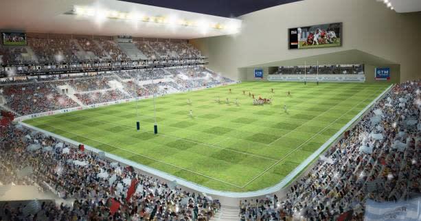 Rugby - Tests - Tests : France-Japon à la U Arena