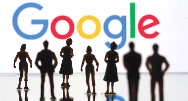 Google:港府索資料須外交申請