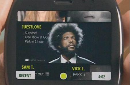 Microsoft's Kin saves a Roots show: a touching recollection by Questlove