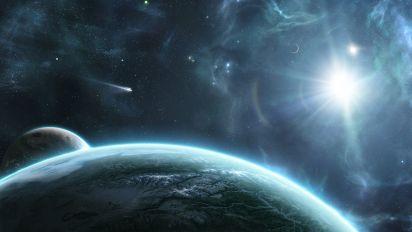 """Une """"super-terre"""" découverte à proximité"""