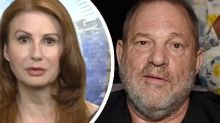 TV host reveals why she won't name Hollywood abuser