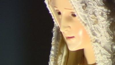 'Weeping Madonna' Makes Area Appearances