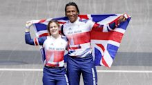 Today at the Olympics: BMX history and more medals in the pool for Team GB