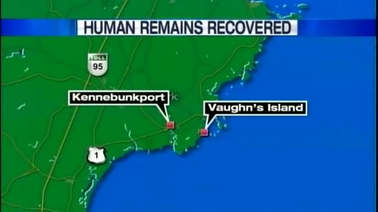 Human remains found off Cape Porpoise in Kennebunkport