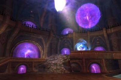 Wrath's Violet Hold takes us down memory lane