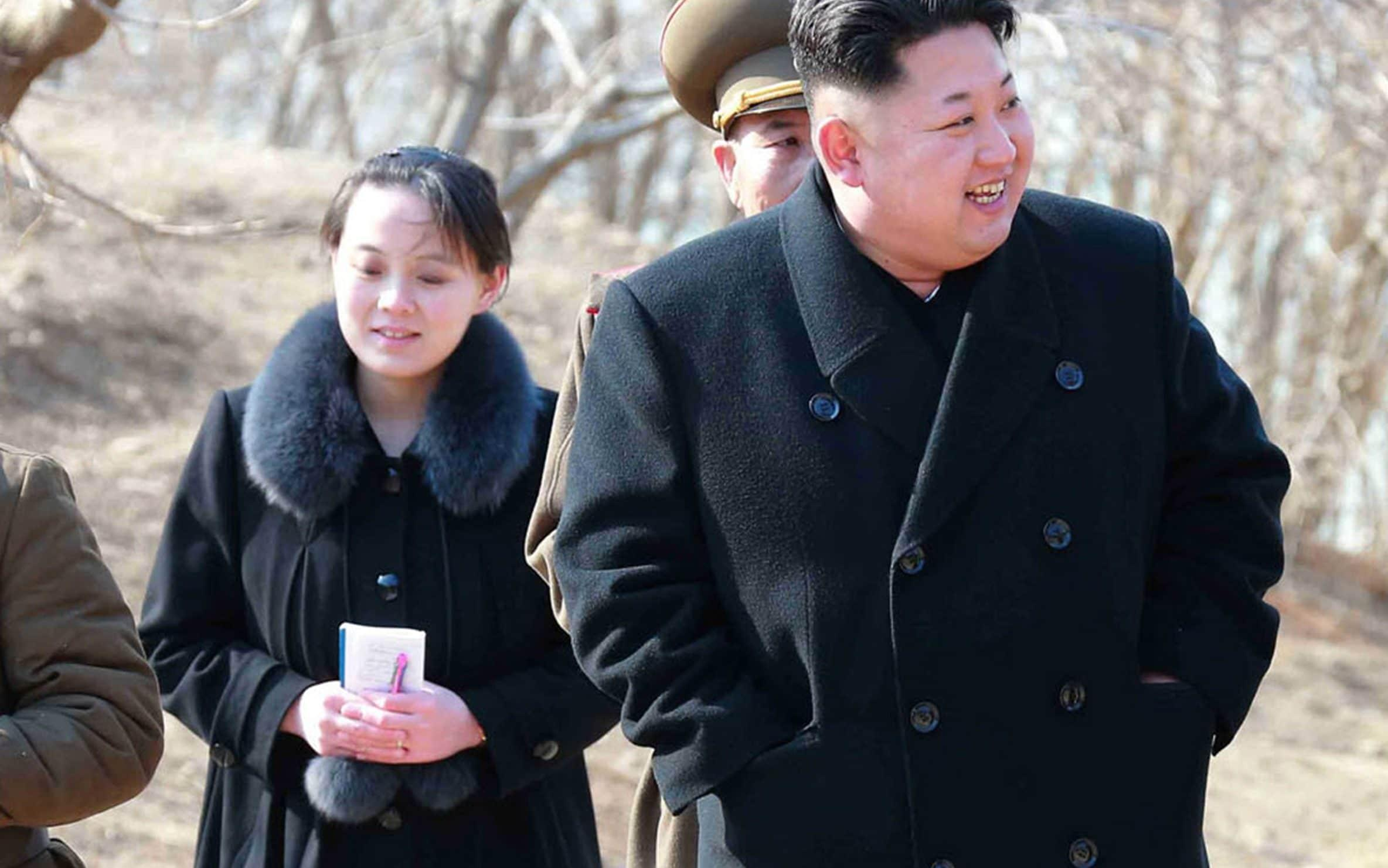 Kim Jong-un's sister to attend the Winter Olympics: what Kim Yo-jong's visit means for Korean relations