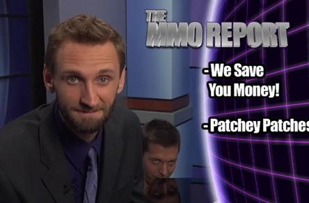 The MMO Report: What's with the creepy guy edition
