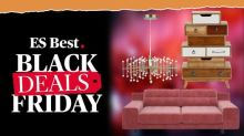 Best Black Friday homeware deals for 2019: Discounts on sofas, garden furniture, interiors and more