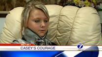 Teen survives crash, learns she has cancer