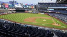 Yankee Stadium pauses play after irate fans pelt field with baseballs