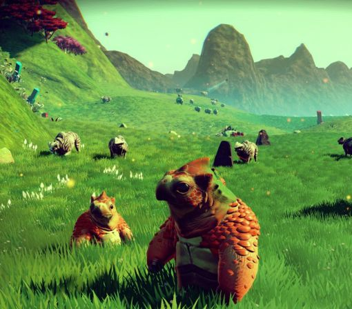 'No Man's Sky': PlayStation Plus requirement lifted