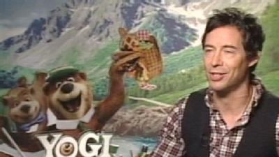Gino Sits Down With 'Yogi Bear' Star Tom Cavanagh