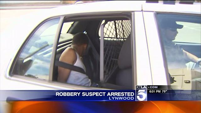 Exclusive: Man Arrested in Armed Robberies of 12 Insurance Offices