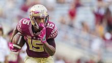 Former FSU and Giants receiver Travis Rudolph arrested on murder charges