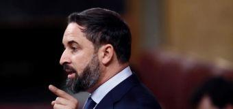 Abascal replica a Casado que sin Vox no gobernaría Madrid, Andalucía y Murcia