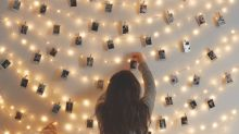 How to make your home look magical using fairy lights