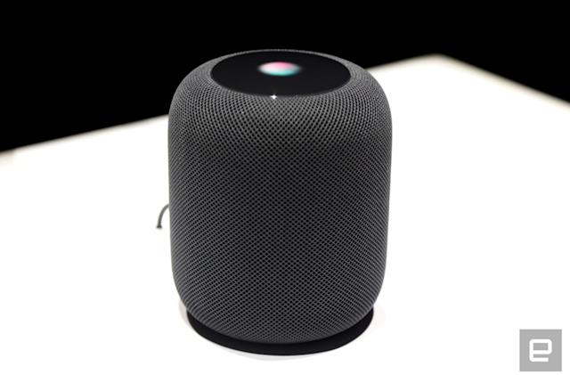 Apple's HomePod has been in and out of development since 2012