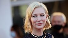Cate Blanchett says she should be called an 'actor not an actress'