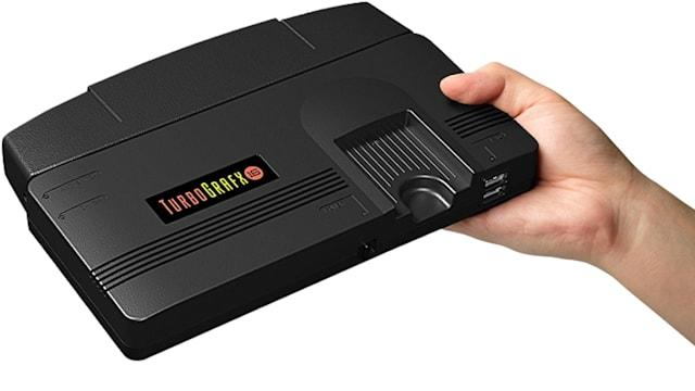 Konami's delayed TurboGrafx-16 mini arrives in the US May 22nd