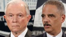 Holder: Sessions' new tough sentencing policy is 'dumb on crime'