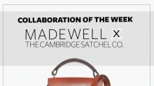 Collaboration of the Week: Madewell x The Cambridge Satchel Company