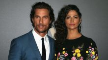Matthew McConaughey Dishes on His Recent Birthday Festivities and Gaining Weight for 'Gold'