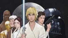 Luke Skywalker's Backstory Revealed —Womp Rats and All —in New 'Star Wars'Web Comic