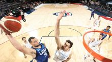 Bulls guard Zach LaVine ready for gold rush after safety protocol scare