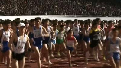 Raw: NKorea Hosts International Marathon