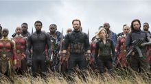 'Avengers: Infinity War' Posts Huge $200 Million Opening in China