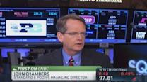S&P's Chambers: Political brinkmanship negative on rating