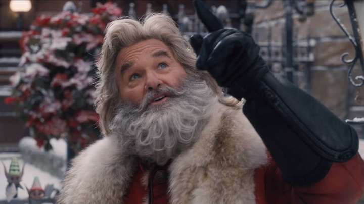 Why Santa Claus could be last role for Kurt Russell
