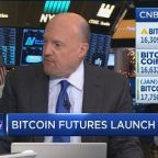 Cramer: Bitcoin's futures launch is a 'very big victory' for the digital currency